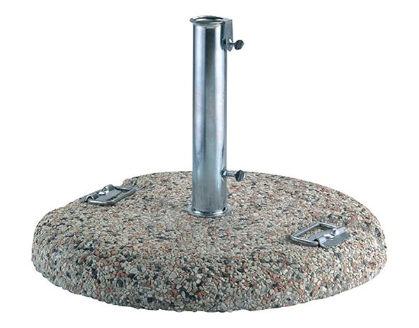 Base in graniglietto con maniglie – kg 50