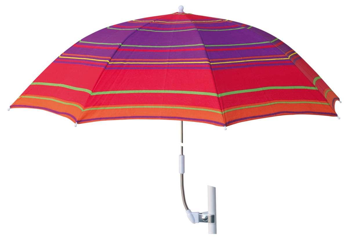 Ombrellone Sdraio 120-8 cm