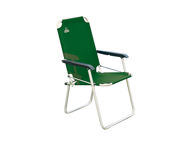 Relax pieghevole verde