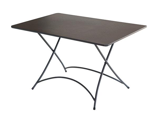 Tavolo Orta 120×80 cm – pieghevole