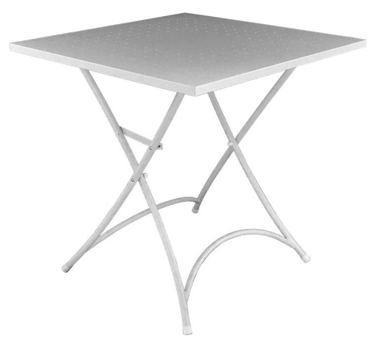 Tavolo Sirmione 70×70 cm
