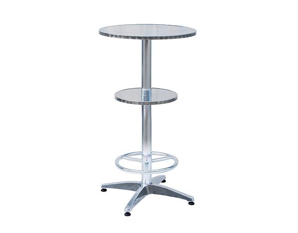 Tavolo alto contract diametro 60 cm