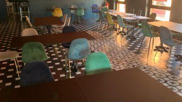 Svendita, fuoritutto arredamento ristorante (Causa chiusura locale)