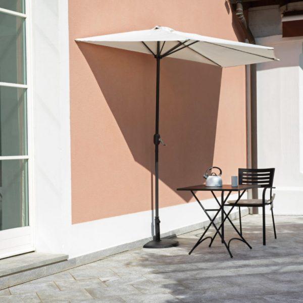 Mezzo ombrellone rotondo ∅ 3 m