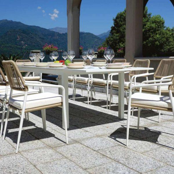 Tavolo Camaiore 200-300 x 100 cm
